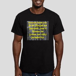 Colorado Dumb Law #9 T-Shirt