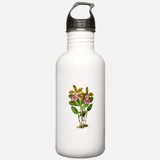 Tropical Cattleya Orch Water Bottle