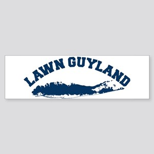 Guyland Bumper Sticker