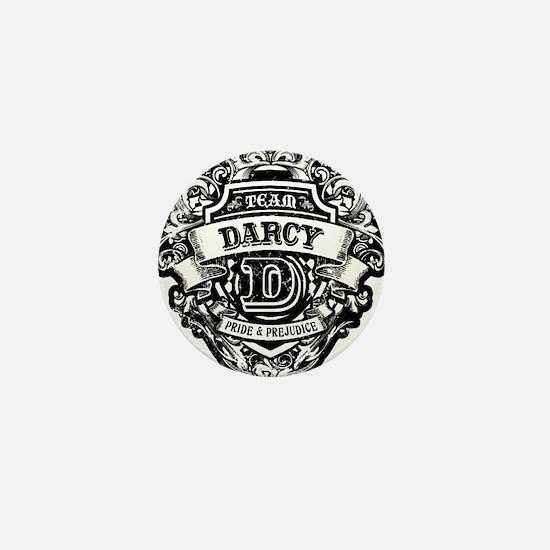 TEAM DARCY Mini Button