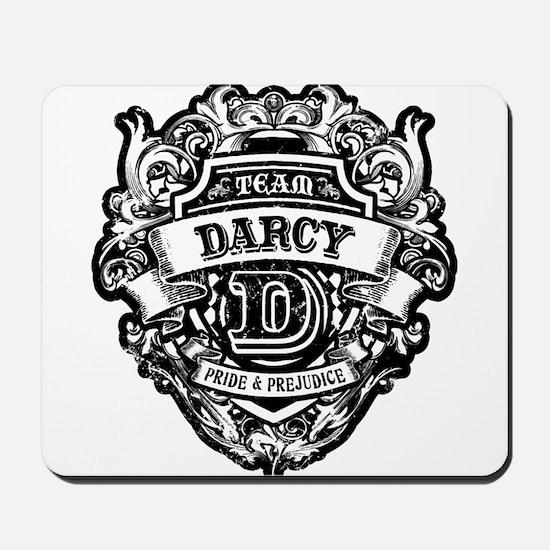 TEAM DARCY Mousepad