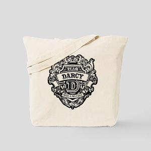 TEAM DARCY Tote Bag