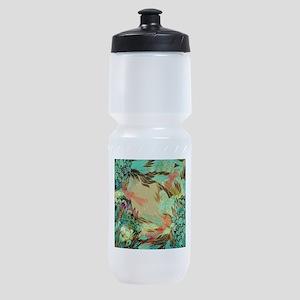 Colorful Dragonflies Sports Bottle
