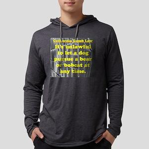 California Dumb Law 001 Long Sleeve T-Shirt