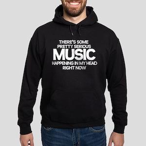 Serious Music Hoodie