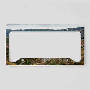 queenstown tasmania License Plate Holder