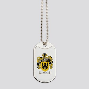 Abati coat of arms / family crest Dog Tags