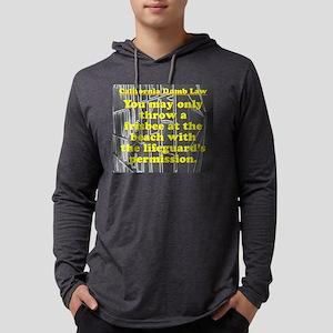 California Dumb Law 003 Long Sleeve T-Shirt