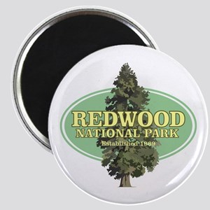 Redwood National Park Magnets
