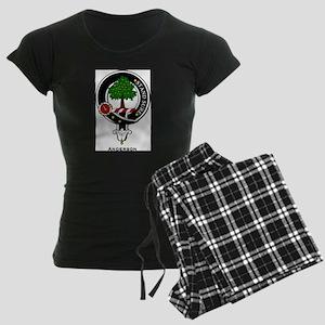 Anderson Women's Dark Pajamas