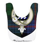 Armstrong Clan Crest Tartan Bib