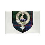 Armstrong Clan Crest Tartan Rectangle Magnet (100