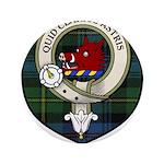 Baillie Clan Crest Tartan 3.5