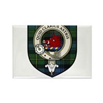 Baillie Clan Crest Tartan Rectangle Magnet (10 pac
