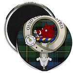 Baillie Clan Crest Tartan 2.25