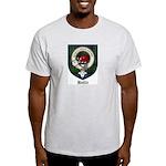Baillie Clan Crest Tartan Light T-Shirt