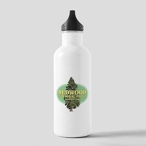 Redwood National Park Water Bottle