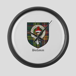 BuchananCBT Large Wall Clock