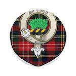Christie Clan Badge Tartan 3.5
