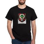 Christie Clan Badge Tartan Dark T-Shirt