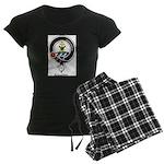 Galloway Women's Dark Pajamas