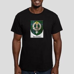 Henderson Clan Crest Tartan Men's Fitted T-Shirt (