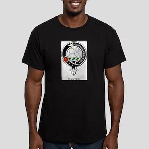 Hunter Men's Fitted T-Shirt (dark)