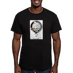 Hunter.jpg Men's Fitted T-Shirt (dark)