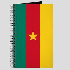 Cameroon Flag Journal