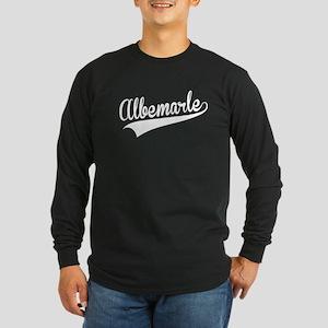 Albemarle, Retro, Long Sleeve T-Shirt