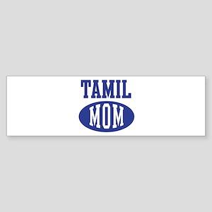 Tamil mom Bumper Sticker