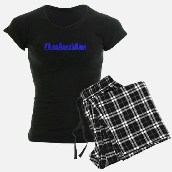#RunSarahRun Pajamas