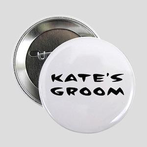 Groom's Bride Button