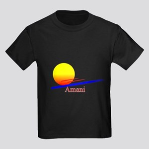 Amani Kids Dark T-Shirt