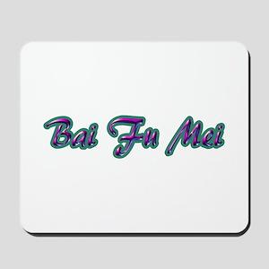 Bai Fu Mei Mousepad