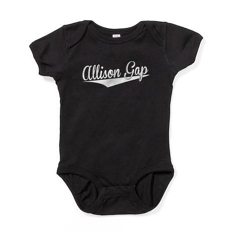 Allison Gap, Retro, Baby Bodysuit