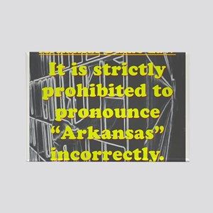 Arkansas Dumb Law 001 Magnets