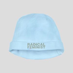 Radical Feminist baby hat
