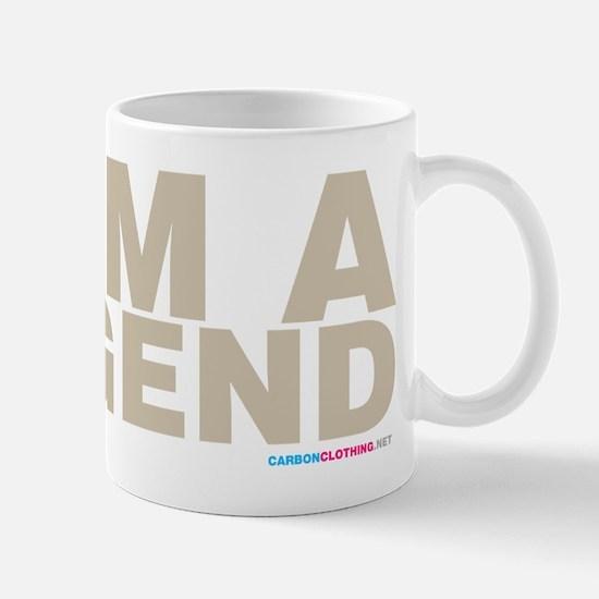I Am A Legend Mugs