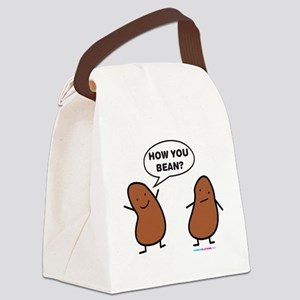 How You Bean? Canvas Lunch Bag