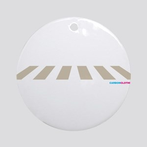 Abbey Road Ornament (Round)