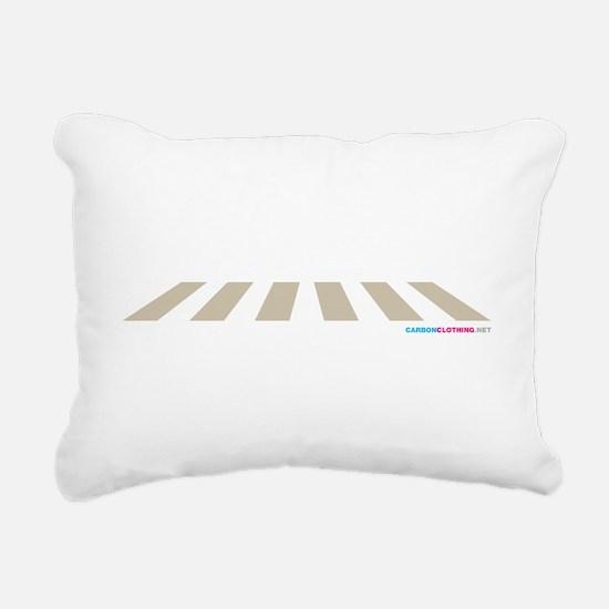 Abbey Road Rectangular Canvas Pillow