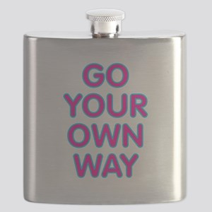 Go Your Own Way Flask