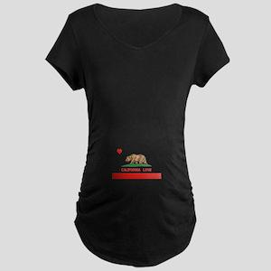 California Love Maternity T-Shirt