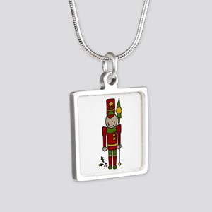 Christmas Nut Cracker Necklaces