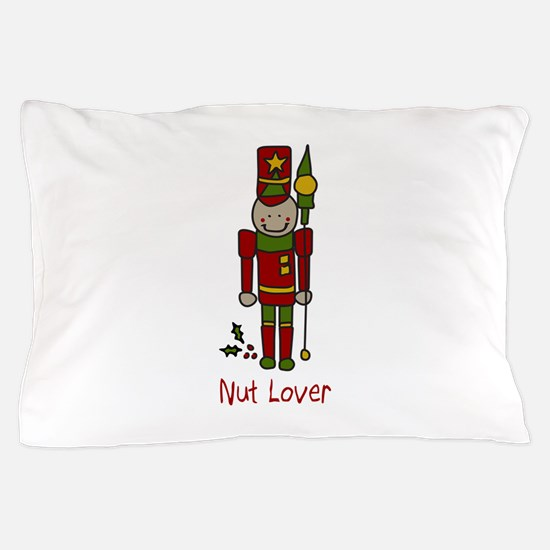 Nut Lover Pillow Case