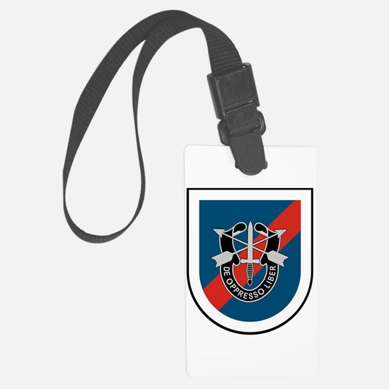 20th Special Forces Luggage Tag