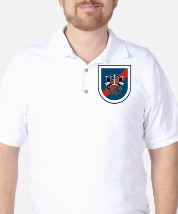 20th Special Forces Golf Shirt