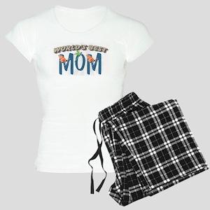 Worlds Best Mom Pajamas