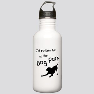 Dog Park Stainless Water Bottle 1.0L
